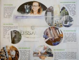 Neue Presse Eissauna